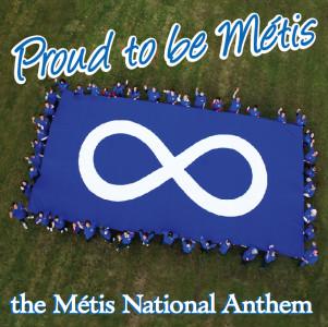Proud to Be Metis CD