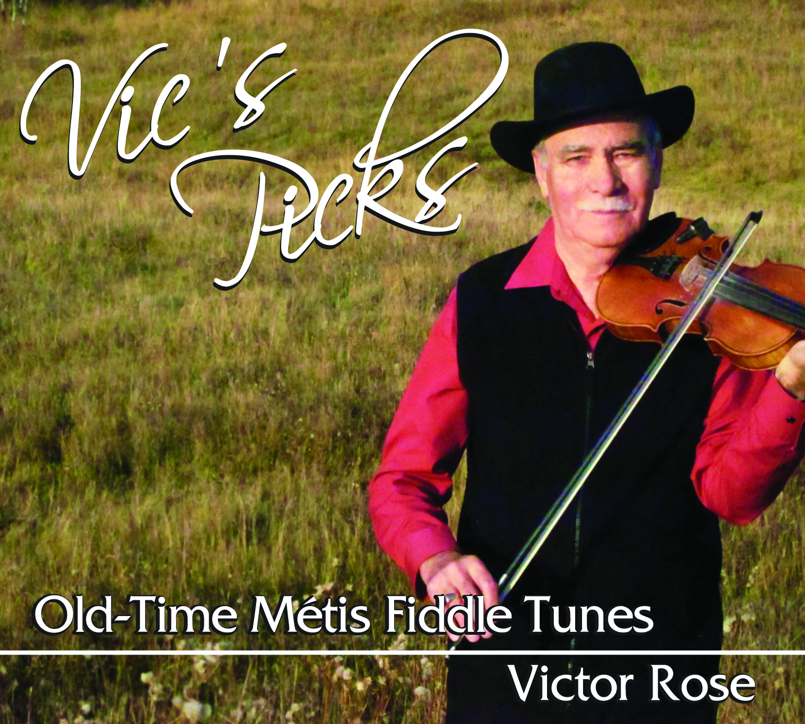 Vic's Picks: Old-Time Métis Fiddle Tunes