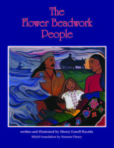 FlowerBeadwork Second Edition Cover Final