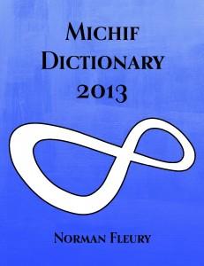 Michif Dictionary 2013