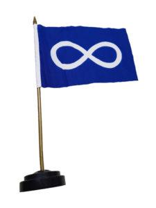 sash flag plastic base