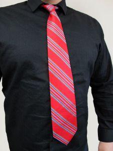 sash tie - torso