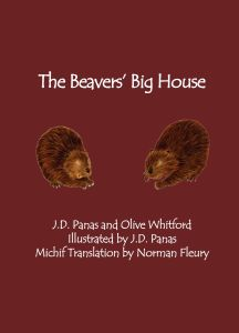 Beavers Big House DVD Cover