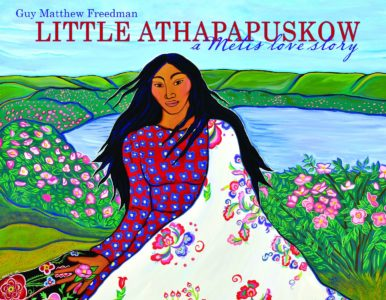Little Athapapuskow Cover - HR